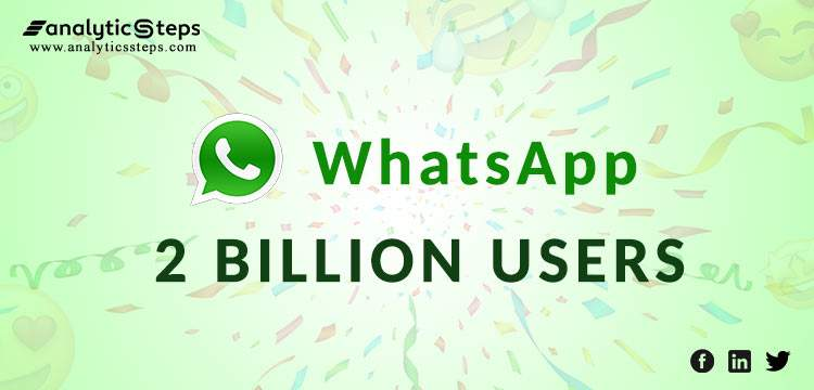 WhatsApp achieves 2 billion global users title banner