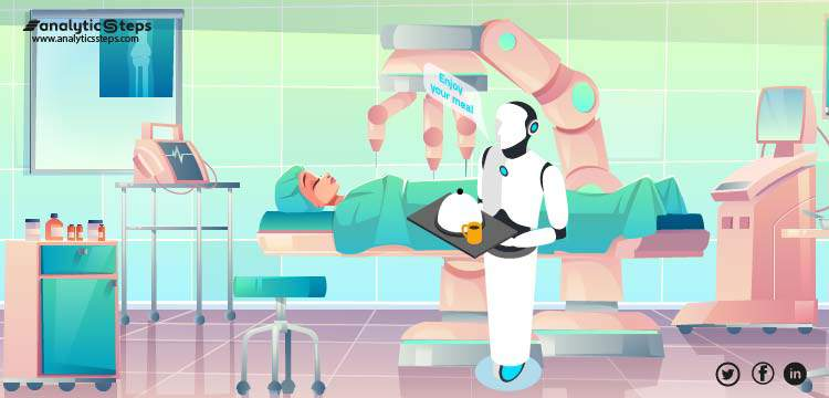 Robot to serve drugs and food to COVID19 patients in SMS hospital title banner