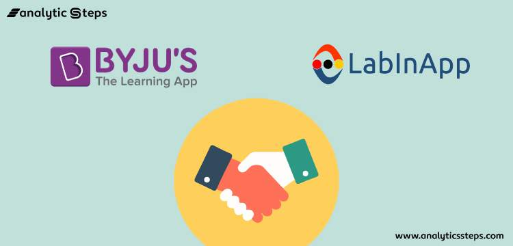 BYJU's acquires virtual simulation ed-tech startup LabInApp title banner