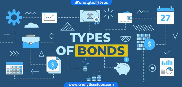 4 Types of Bonds title banner