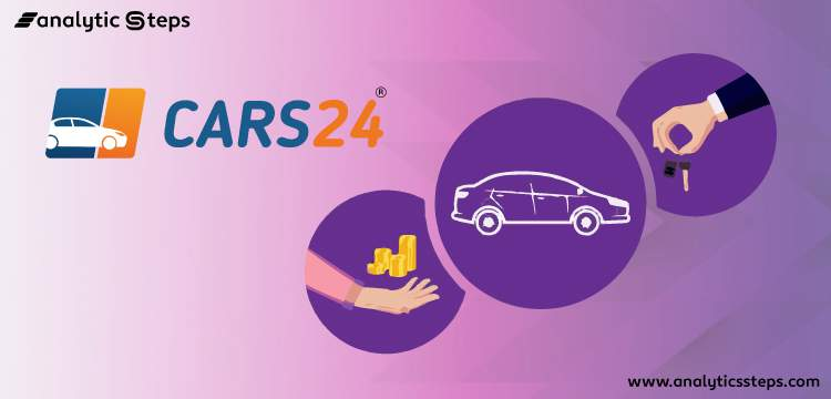 The Success Story of Cars24 title banner