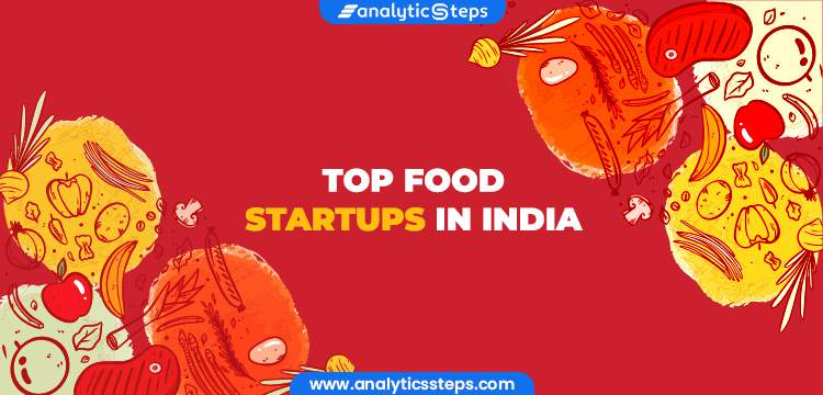 Top 11 Food Startups in India title banner