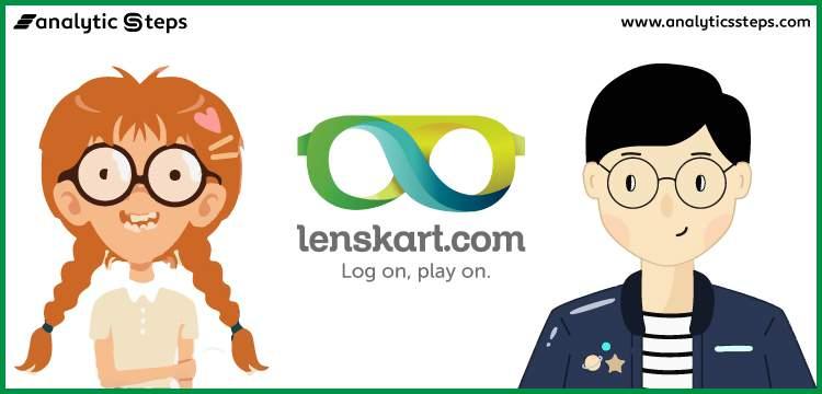 The Success Story of Lenskart title banner