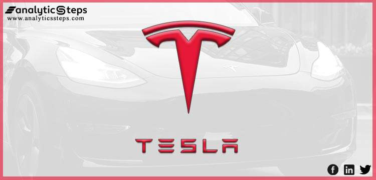 How Tesla is making use of Artificial Intelligence in its operations? title banner