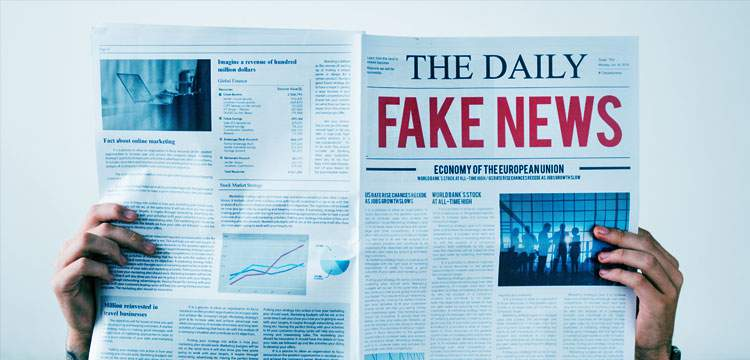 Detection of Fake and False News (Text Analysis): Approaches and CNN as Deep Learning Model title banner