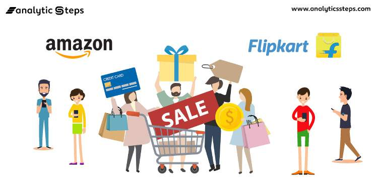 The rise of e-commerce amid the lockdown title banner