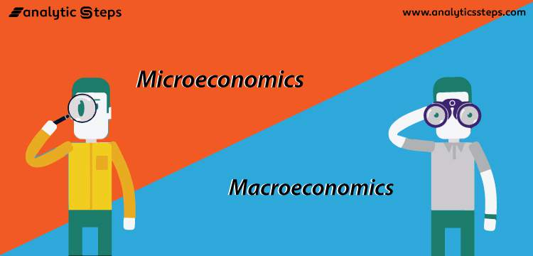 Difference between Micro and Macro Economics title banner