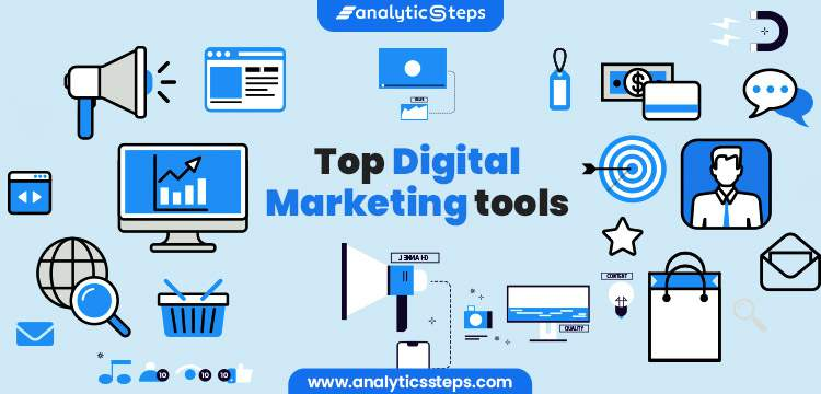 15 Digital Marketing Tools For Business title banner
