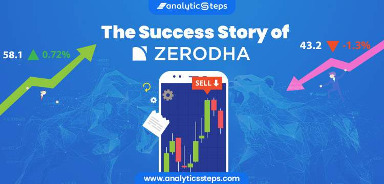 The Success Story of Zerodha title banner