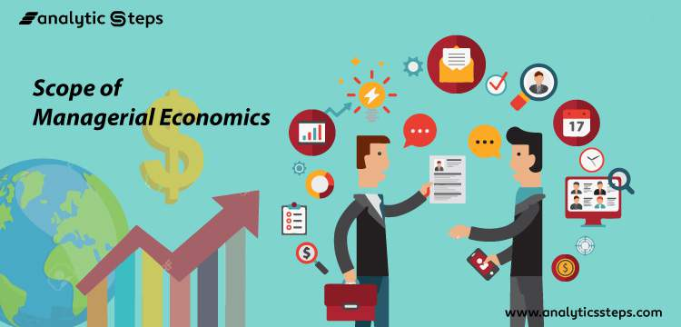 Scope of Managerial Economics title banner