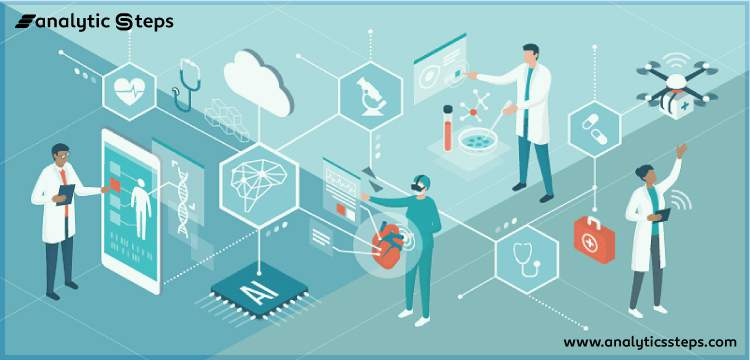 Role of Artificial Intelligence in Healthcare title banner