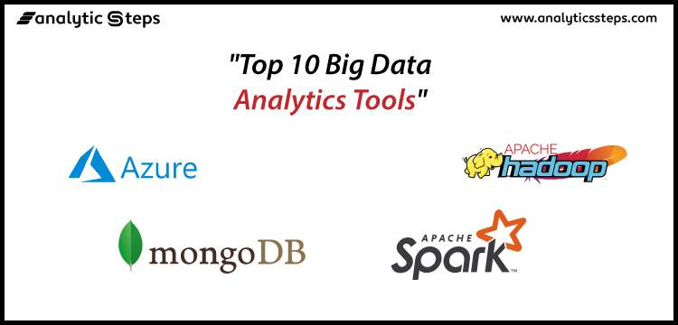 Top 10 Big Data Analytics Tools title banner