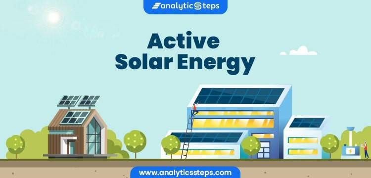 What is Active Solar Energy? title banner