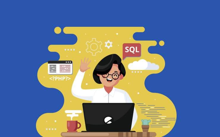 SQL title banner