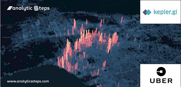 Visualizing Geospatial Data with Kepler.gl title banner