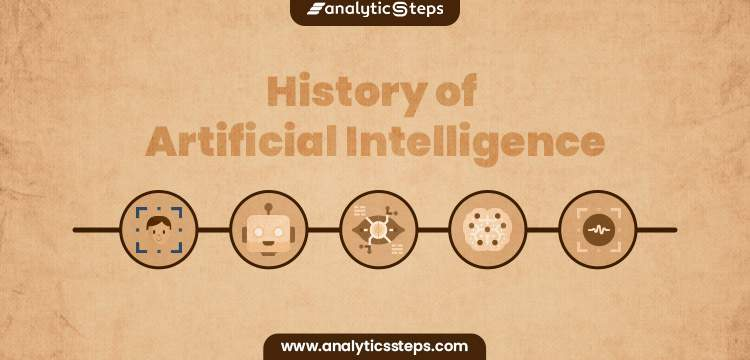 History of Artificial Intelligence title banner
