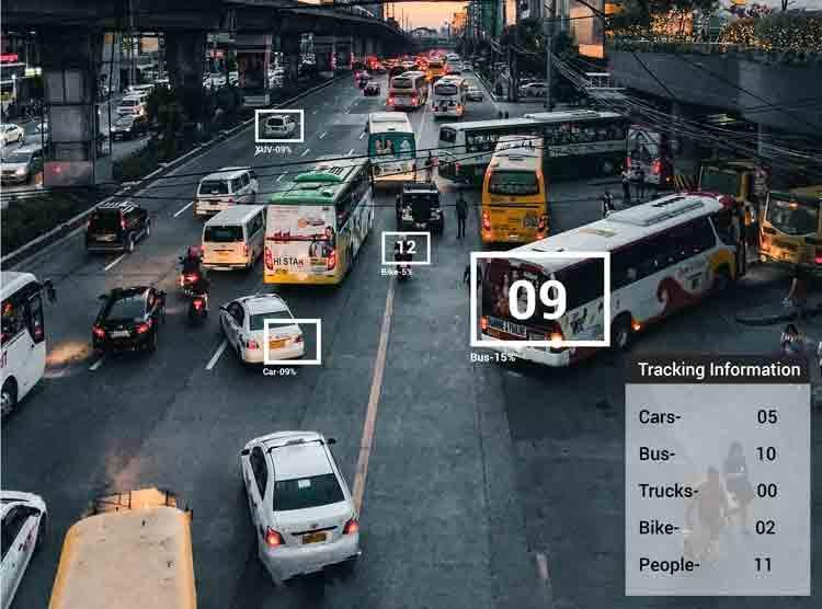 Machine learning in transportation which can be used in traffic management